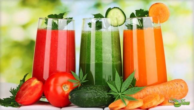 Tratando al Cannabis como un vegetal
